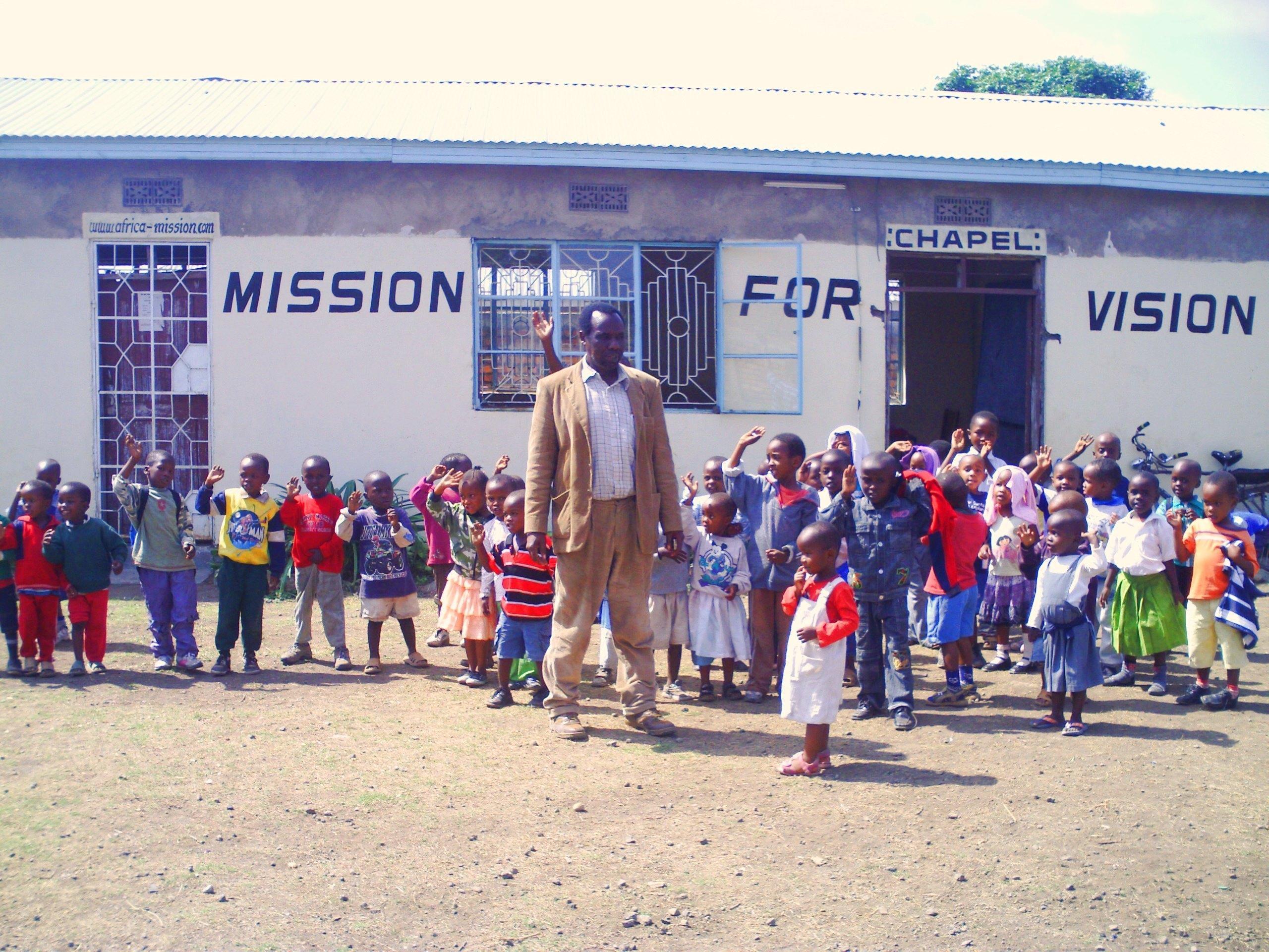 Mission For Vision